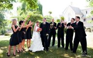 Pink And Black Wedding Theme  17 Wide Wallpaper