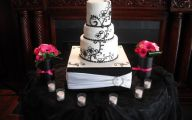 Pink And Black Wedding Theme  18 Background