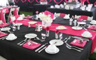 Pink And Black Wedding Theme  26 Wide Wallpaper