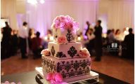 Pink And Black Wedding Theme  6 Cool Wallpaper