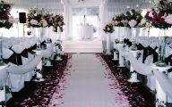 Pink And Black Wedding Theme  8 Background