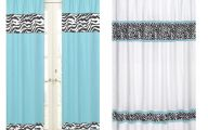 Pink And Black Zebra Shower Curtain  11 Widescreen Wallpaper
