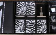 Pink And Black Zebra Shower Curtain  33 Desktop Wallpaper