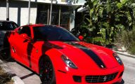 Red And Black Exotic Cars 5 Background