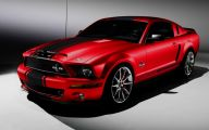 Red And Black Mustang Wallpaper 20 Hd Wallpaper
