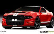 Red And Black Mustang Wallpaper 29 Desktop Wallpaper