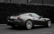 Silver And Black Ferrari Wallpaper 22 Wide Wallpaper