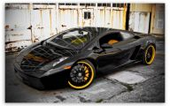 Silver And Black Lamborghini Wallpaper 15 Background Wallpaper
