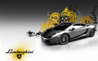 Silver And Black Lamborghini Wallpaper 19 Widescreen Wallpaper