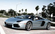Silver And Black Lamborghini Wallpaper 7 Widescreen Wallpaper