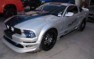 Silver And Black Mustang Wallpaper 1 Cool Hd Wallpaper
