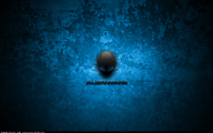 Black And Blue Alienware Wallpaper 4 Background Wallpaper