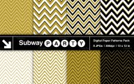 Black And Gold Chevron Background  1 Background Wallpaper