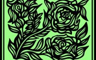 Black And Green Paintings 18 Free Wallpaper