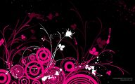Black And Pink Wall Art  1 Cool Hd Wallpaper