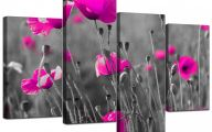 Black And Pink Wall Art  3 Cool Hd Wallpaper