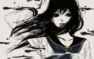 Black And White Anime  45 Cool Hd Wallpaper