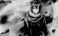 Black And White Anime  5 Cool Hd Wallpaper