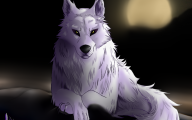 Black And White Anime Wolves  29 Cool Hd Wallpaper