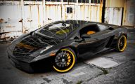 Black And Yellow Exotic Cars Wallpaper 24 High Resolution Wallpaper