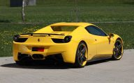Black And Yellow Sports Cars Wallpaper 3 Background
