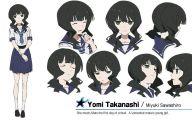 Black Anime Character  21 Hd Wallpaper