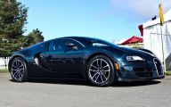 Black Bugatti Veyron  13 Hd Wallpaper