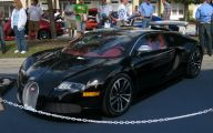 Black Bugatti Veyron  17 Widescreen Wallpaper