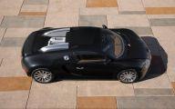 Black Bugatti Veyron  19 Desktop Background