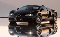 Black Bugatti Veyron  7 Wide Wallpaper