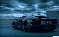 Black Sports Cars  8 High Resolution Wallpaper