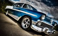 Blue And Black Chevrolet Wallpaper 10 Background Wallpaper