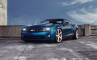 Blue And Black Chevrolet Wallpaper 15 Desktop Background