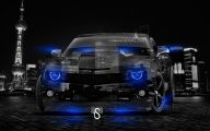 Blue And Black Chevrolet Wallpaper 20 Hd Wallpaper
