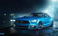 Blue And Black Ford Wallpaper 1 Widescreen Wallpaper
