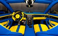 Blue And Yellow Bugatti Wallpaper 22 Desktop Wallpaper
