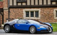 Blue And Yellow Bugatti Wallpaper 4 Background Wallpaper