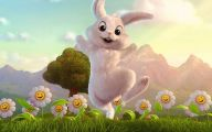 Cute Black Bunny Hd Wallpaper  35 Free Wallpaper
