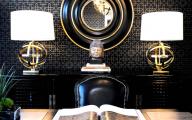 Elegant Black And Gold Wallpaper  11 Widescreen Wallpaper