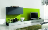 Green And Black Living Room  25 Background Wallpaper