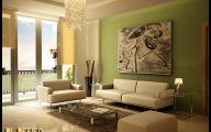 Green And Black Living Room  28 Desktop Background