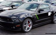 Green And Black Mustang  26 Background