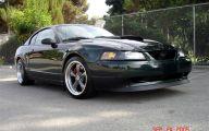 Green And Black Mustang  35 Hd Wallpaper