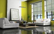 Green And Black Room  19 Desktop Background