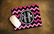 Pink And Black Chevron  20 Wide Wallpaper
