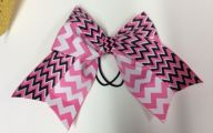 Pink And Black Chevron  21 Desktop Wallpaper