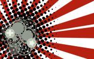 Red And Black Retro Wallpaper 5 Hd Wallpaper