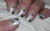 Black And Silver Nail Designs 16 Widescreen Wallpaper