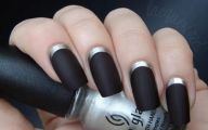 Black And Silver Nail Designs 20 Cool Wallpaper
