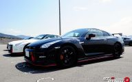Black Nissan 25 Background